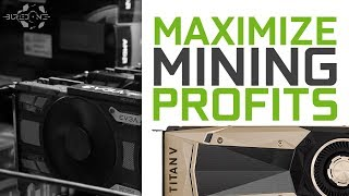 Maximizing Profits on Your Mining Rigs