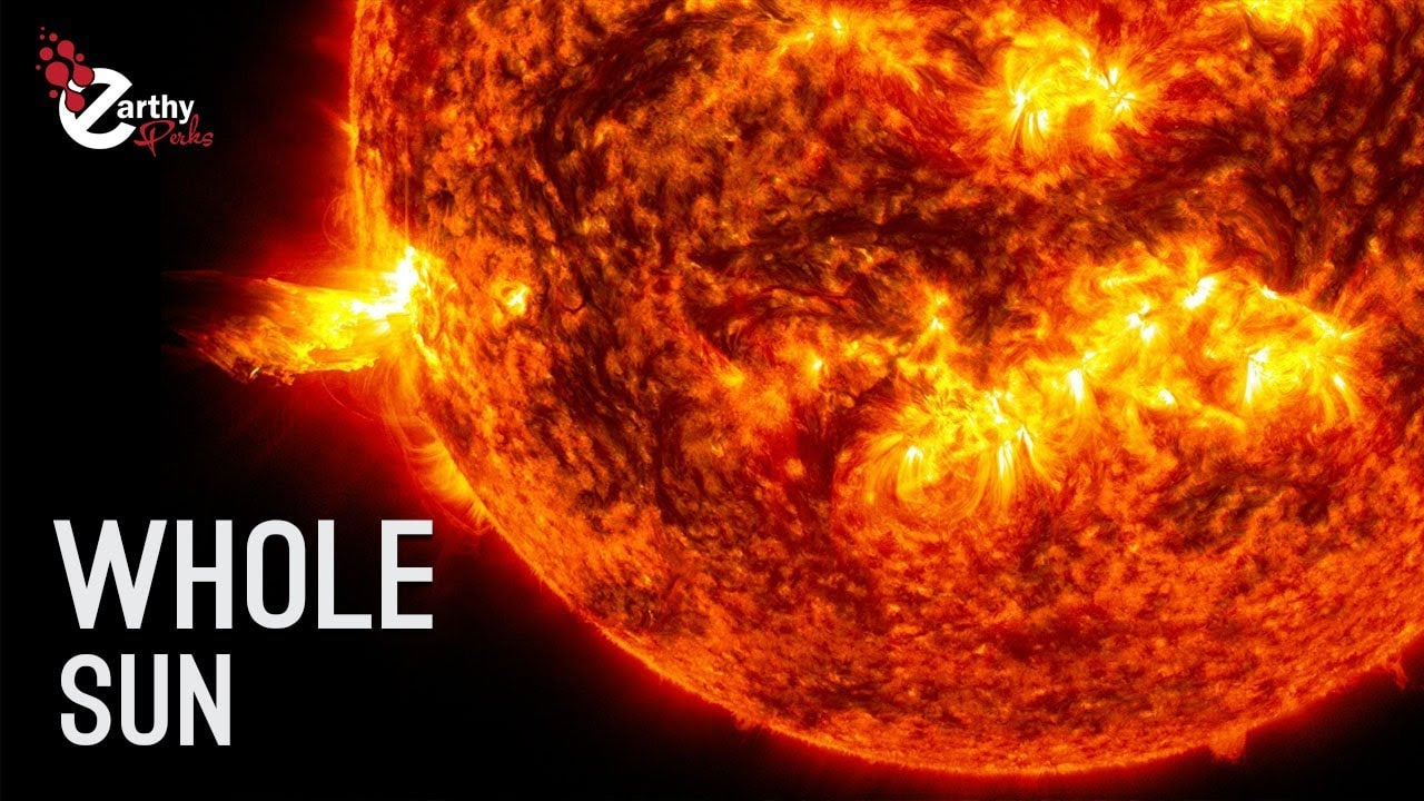 The Whole Sun: Here Is The Complete Story