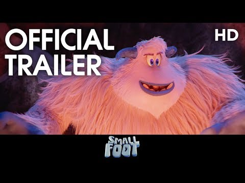 Smallfoot   Teaser Trailer   2017 [HD]