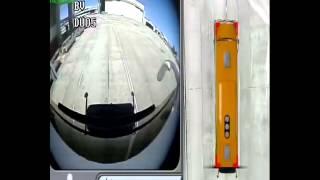 360 Bird Eye DVR System & ADAS System