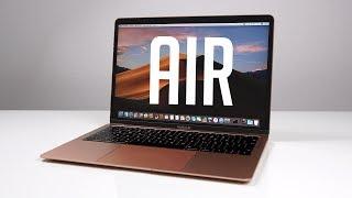 Review: Apple MacBook Air 2018 (Deutsch) | SwagTab