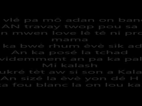 Kalash Bando Paroles