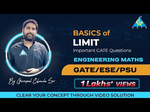 Basics of Limit | Engineering Mathematics