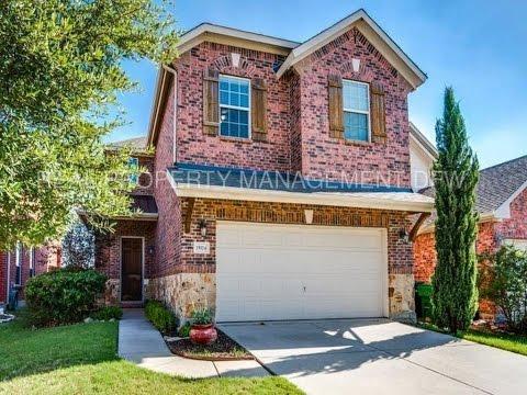Dallas Homes for Rent: Prosper Home 3BR/2.5BA by Dallas Property Management