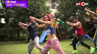Zumba Dance Fitness Party - Episode no. 11