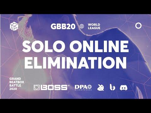 GBBWL20 - Solo Online Eliminations