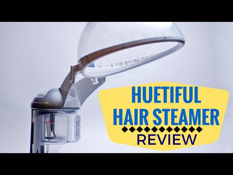 REVIEW: Huetiful Hair Steamer