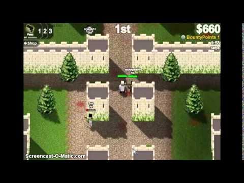 Boxhead Bounty Hunter   ,,WhiteDragon,,'s Gameplay 3