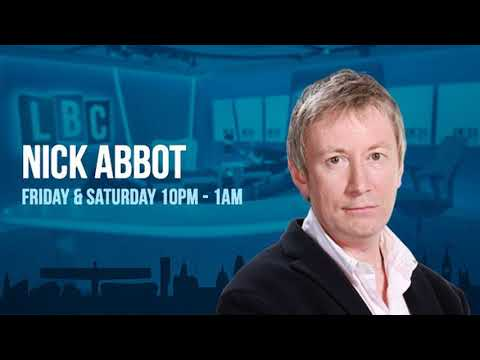 Paul from Sleaford gradually annoys Nick Abbot on LBC - 0334 -12th ...