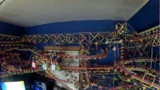Clockwork - K'nex Ball Machine