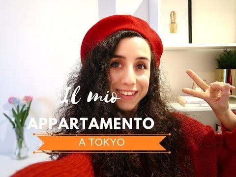 Vivere a Tokyo Giappone in 16m² - home tour e costi