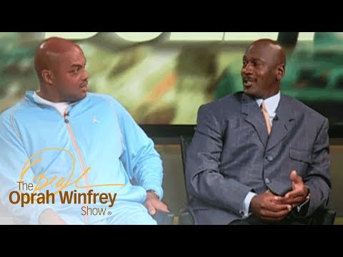 "Behind the ""Chemistry"" of Charles Barkley and Michael Jordan 