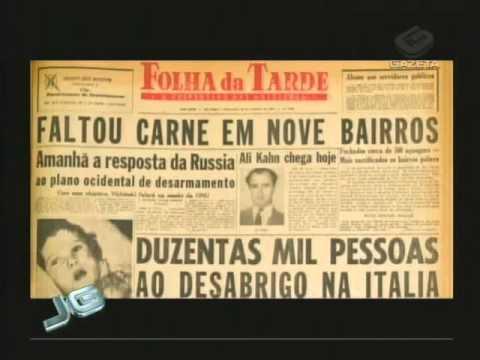 Aniversário do Jornal Folha de S.Paulo - 22/02/2011