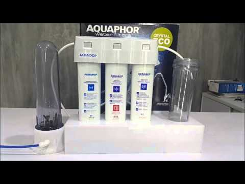 Aquaphor Crystal Eco - Best Drinking Water Filter (POU) Malaysia