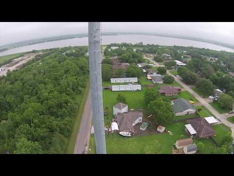 Drone Tower Inspection | Houston, TX