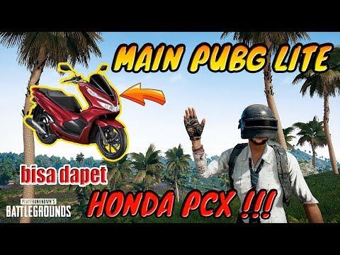 MUDAH2AN MENANG PCX XD - PUBG Lite PC Indonesia