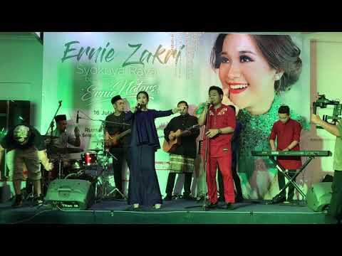 Aku Cinta (Live) by Ernie Zakri & Syamel