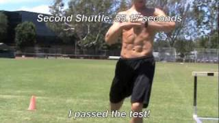 Albert Haynesworth Conditioning Test
