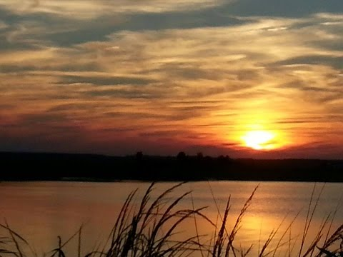 Sunset Lake Yoga Summer 2014