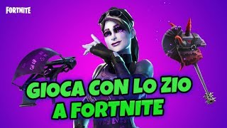 🔴 LIVE FORTNITE I PROVINI DELLO ZIO COMING SOON - CONTEST 1000 V BUCK