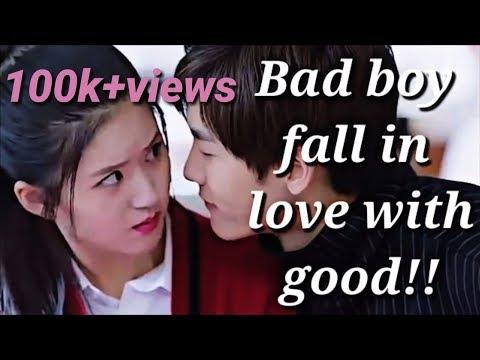 Korean mix//Bad boy fall in love😍||chinese mix||thai mix||korean crush mix