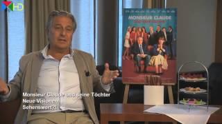 Interview avec Christian Clavier - Qu'est-ce qu'on a fait au Bon Dieu? - sehenswert?! [HD]