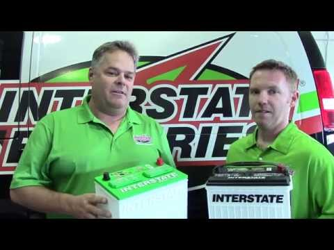 Interstate Battery Megatron and Megatron Plus at Steve's Auto Repair and Tire
