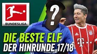 Ulreich, Auba, Bailey: Die beste XI der Hinrunde 2017/18 - Bundesliga