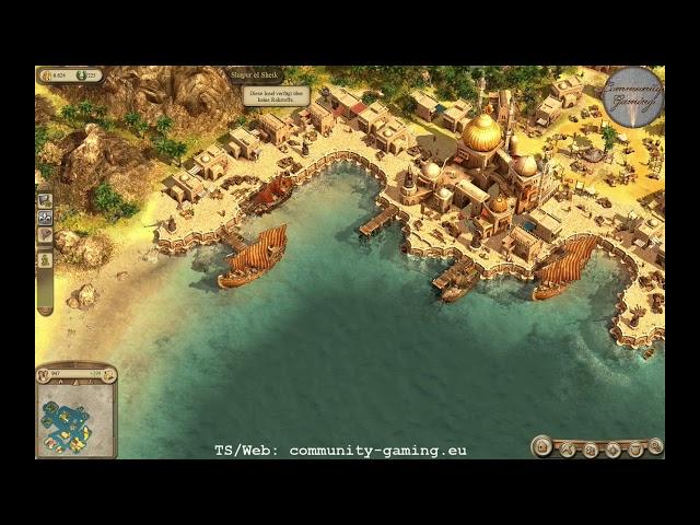 Werkzeuge und Schiffs-Brüchig | Folge #005 | Let's Play Anno 1404