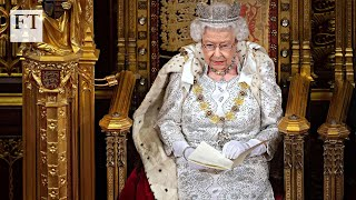 Why the Queen's Speech was Boris Johnson's Conservative manifesto I FT