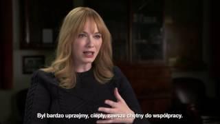 Zły Mikołaj 2 - Christina Hendricks - wywiad (premiera: 23.11.2016)