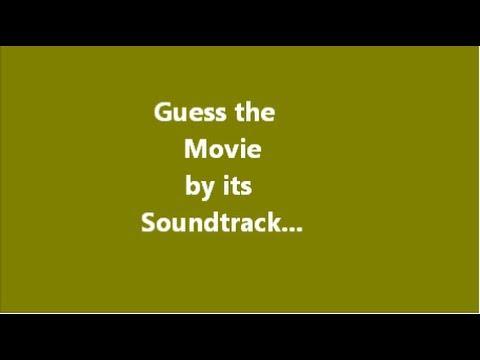 Film soundtrack quiz 1