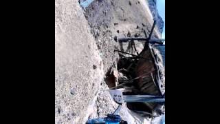 mina abandonada en huanza lima