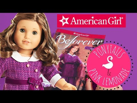 American Girl Beforever Book Review Rebecca The Sound Of Applause