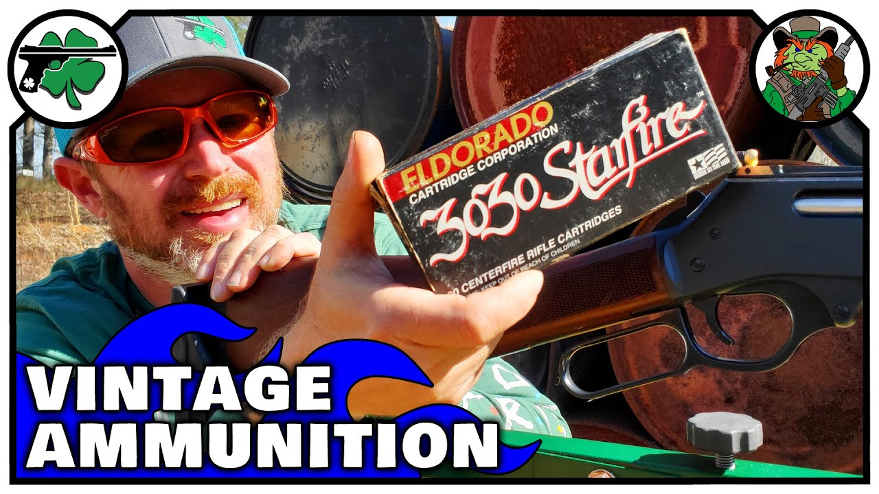 Starfire 30-30 Versus Water Jugs | Ballistics Test w/ Henry Rifle