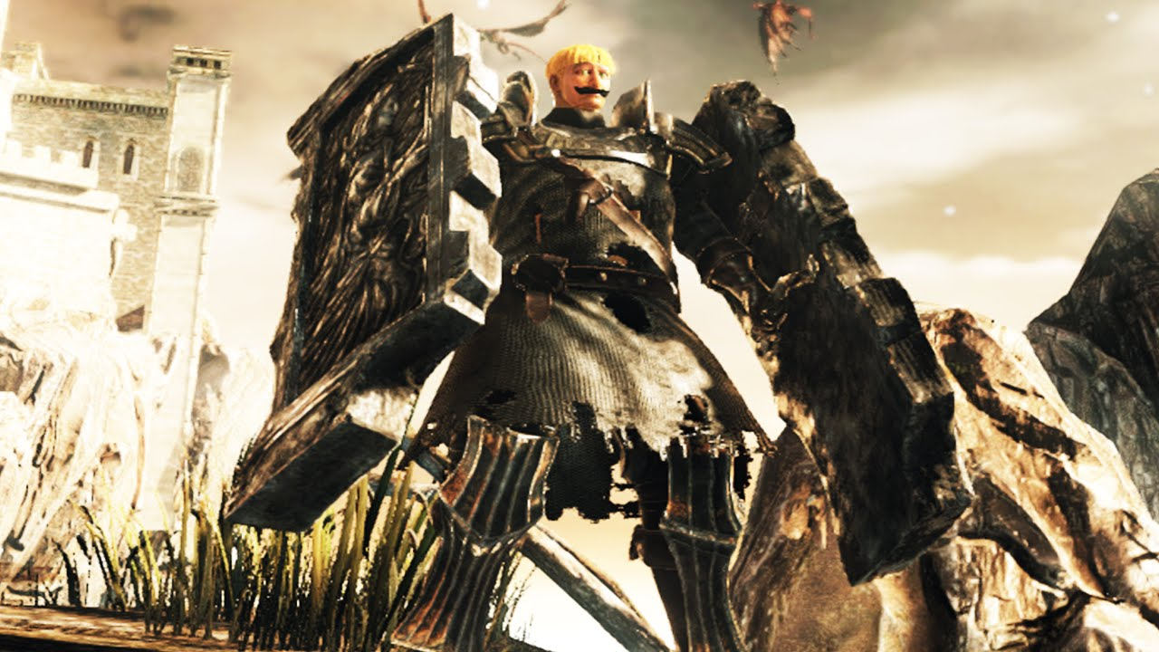 Dark souls 2 pvp com full havel maycon bahamut - 5 2