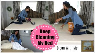 How To Deep Clean Your Bed
