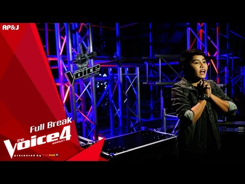 The Voice Thailand - Blind Auditions - 4 Oct 2015 - Part 3