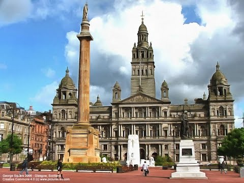 Glasgow City Tour, Scotland