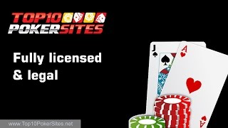 Top 10 Poker Sites - All poker sites are reviewed and rated by Pro Poker Players