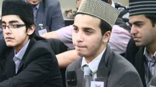 Gulshan-e-Waqf-e-Nau (Khuddam) Class: 8th January 2011 - Part 2 (Urdu)