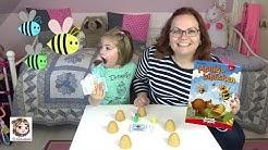 HONIGBIENCHEN 🐝 Wer fängt die meisten Bienen? Memory Kinderspiel | Amigo Spiele