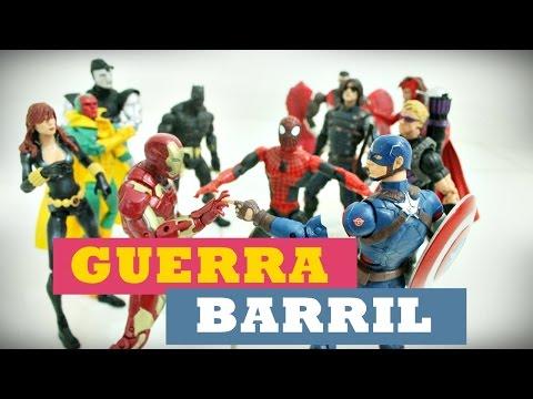 GUERRA BARRIL - SE GUERRA CIVIL FOSSE NA BAHIA (TRAILER OFICIAL)
