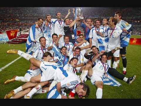 Greece euro 2004 sikose to den borw na perimenw (remix)
