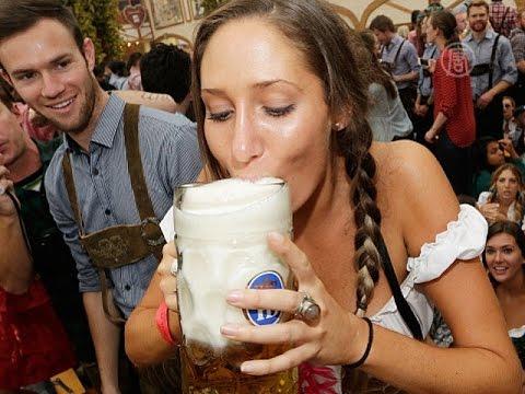 «Октоберфест»-2014 полным ходом идёт в Мюнхене (новости)