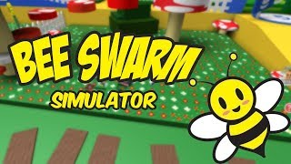 ROBLOX - Bee Swarm Simulator with my friends