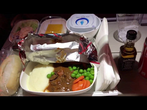 Emirates A380 Economy Class REVIEW Sydney to Venice!
