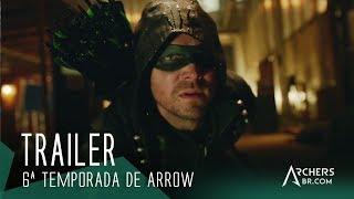 Trailer Legendado - 6ª Temporada de Arrow [HD]