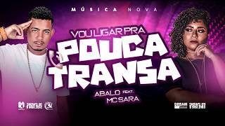 MC ABALO E MC SARA FEAT. DJ MENOR MPC - BATEU UMA SAUDADE DO MEU EX - MK NO BEAT