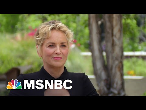 See Sharon Stone Reveal Why Introverts Make Great Actors I MSNBC Highlights